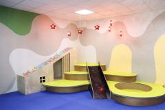 Игровая комната в поликлинике №1