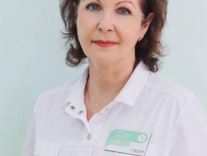 Людмила Николаевна Соловьева