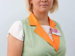 Юлия Рамазановна Хасанова