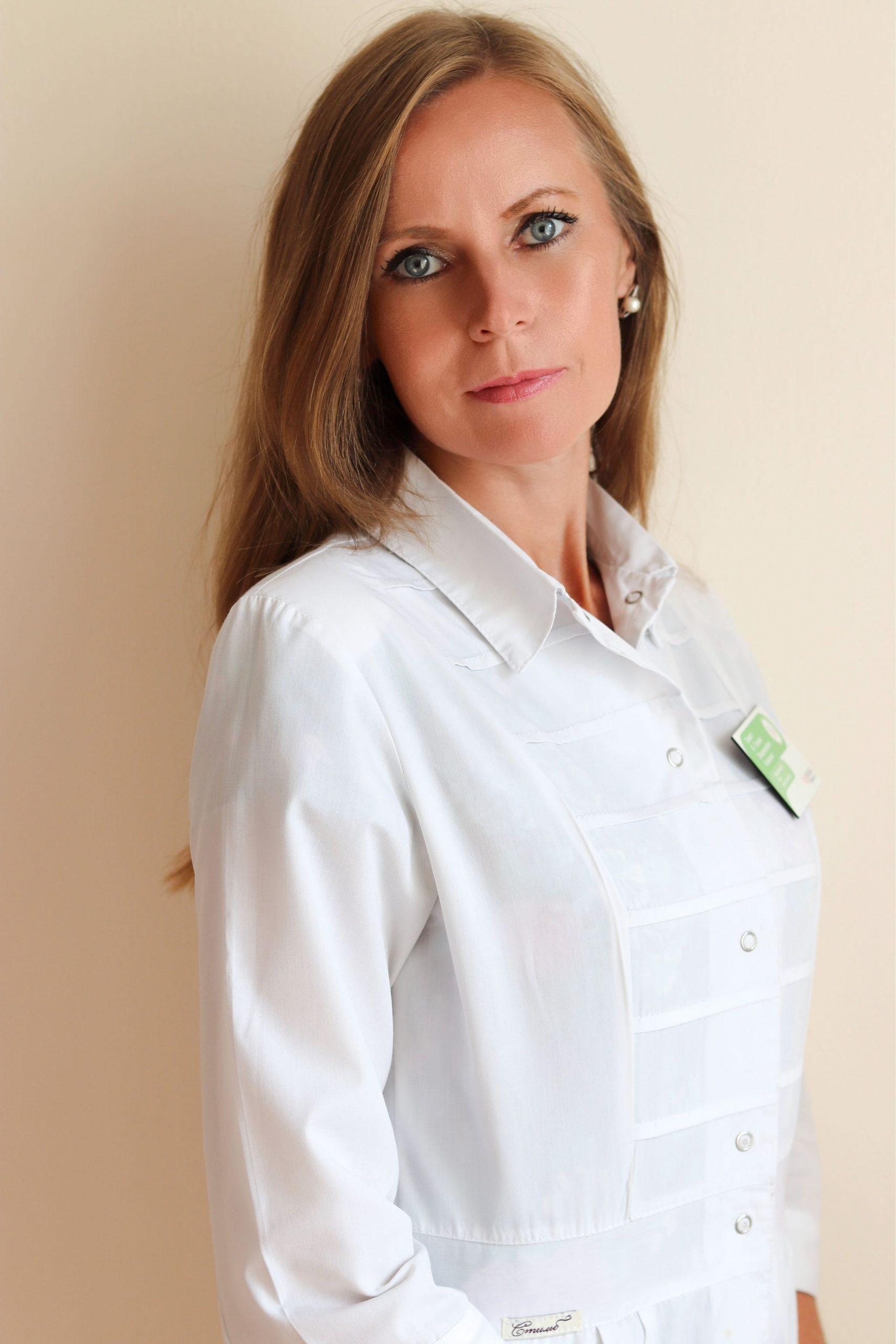 Татьяна Владимировна Кожевина