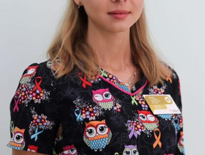 Дарья Алексеевна Фомина
