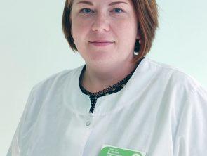Юлия Вячеславовна Дубровина